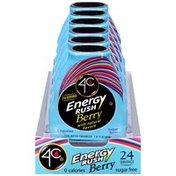 4C Liquid Water Enhancer Energy Rush Berry Lwe-Psd