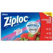 Ziploc Slider Storage Bags Quart