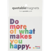 Quotable Magnets, Do More of What
