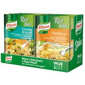 Knorr Rice Sides Chicken And Cheddar Broccoli