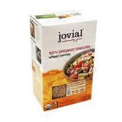 Jovial Wheat Berries 100% Organic Einkorn