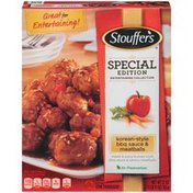 Stouffer's Special Edition Korean-Style BBQ Sauce & Meatballs