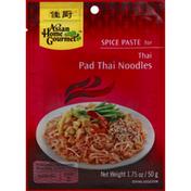 Asian Home Gourmet Spice Paste, Pad Thai Noodles