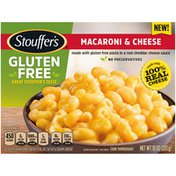 Stouffer's Gluten Free Macaroni and Cheese Frozen Entrée