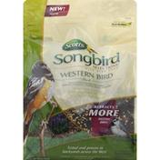Scott Wild Bird Food, Western Bird Blend