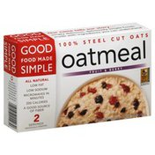 Good Food Made Simple Oatmeal, Fruit & Berry