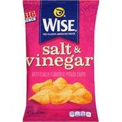 Wise Salt & Vinegar Potato Chips