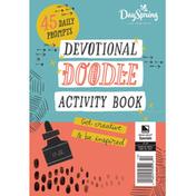 DaySpring Magazine, Devotional Doodle, Activity Book, June 2021