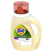 Tide Purclean Liquid Laundry Detergent, Honey Lavender Scent