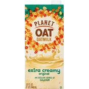 Planet Oat Oatmilk, Original, Extra Creamy