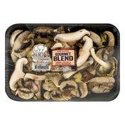 Buona Foods Hand Selected Gourmet Blend Crimini, Shitake & Oyster Mushrooms