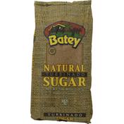 Batey Sugar, Natural, Turbinado