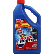 Roto-Rooter Gel Clog Remover, Maximum Strength