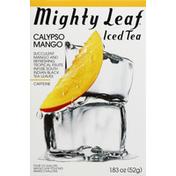 Mighty Leaf Iced Tea, Calypso Mango