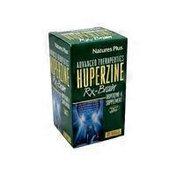 Nature's Plus Huperzine Rx Brain Supplement Tablets