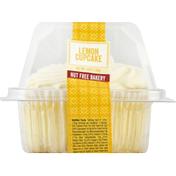 Just Desserts Cupcake, Lemon