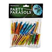 Franmara Party Parasols- 30 CT