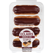 Rich's New York Style Chocolate Iced Eclairs