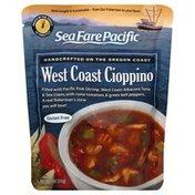 Sea Fare Pacific Cioppino, West Coast