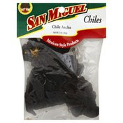 San Miguel Chiles, Chile Ancho