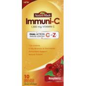 Nature Made Immuni-C, Raspberry, Single Serve Stick Packs