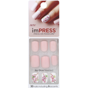 Kiss Press-On Manicure, Lucky 76612