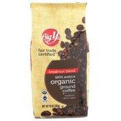 Big Y Breakfast Blend Organic Ground Coffee