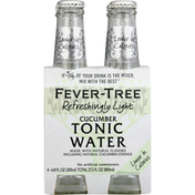 Fever-Tree Tonic Water, Cucumber