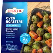 Birds Eye Brussels Sprouts & Carrots, Seasoned