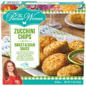 The Pioneer Woman Zucchini Chips with Sweet & Sour Sauce Frozen Snacks