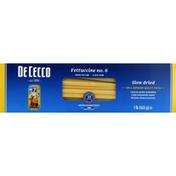 De Cecco Pasta, Fettuccine No.6, Slow Dried