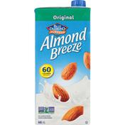 Almond Breeze Fortified Almond Beverage, Original