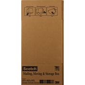 Scotch Box, Mailing, Moving & Storage, 10 Inch