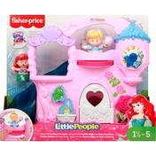 Fisher-Price Disney Princess Play and Go Castle