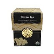 Buddha Teas Kosher Caffeine Free & GMO Free Organic Yarrow Tea