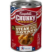 Campbell's® Soup, Steak and Potato