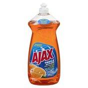 Ajax Triple Action Orange Dish Liquid Hand Soap