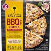 California Pizza Kitchen BBQ Chicken Recipe Crispy Thin Crust Frozen Pizza