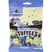 Walkers Nonsuch Toffees, English Creamy