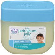 Tippy Toes Petroleum Jelly, Baby, Baby Fresh Scent