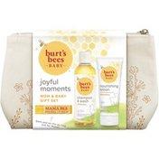 Burt's Bees Baby Joyful Moments Gift Set