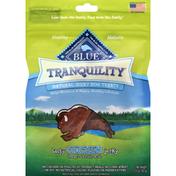 Blue Dog Treats, Natural, Tranquility, Chicken Jerky