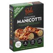 Parla Manicotti, Four-Cheese