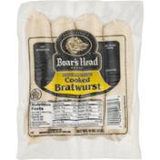 Boar's Head Bratwurst Cooked