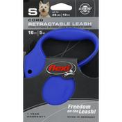 Flexi Leash, Cord Retractable, Small