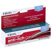Equaline Anti-Itch Cream, Maximum Strength