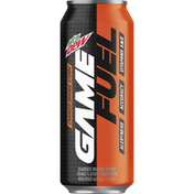Mtn Dew Charged Orange Storm Energy Drink