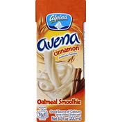 Alpina Smoothie, Oatmeal, Cinnamon