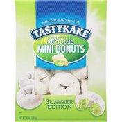 Tastykake Summer Edition Key Lime Tastykake Summer Edition Key Lime Mini Doughnuts