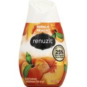 Renuzit Air Freshener, Gel, Purely Peach